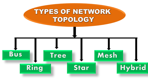 What is Topology and Type of Topology?