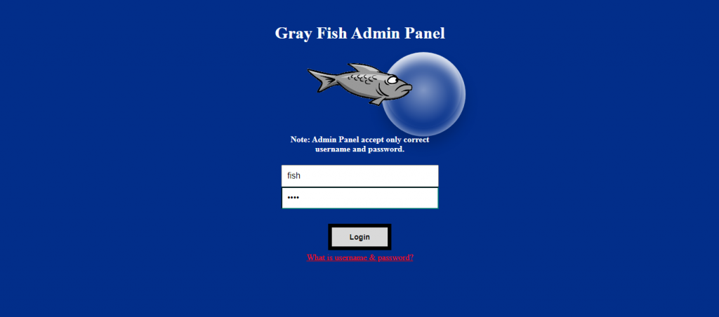 Phishing Pages