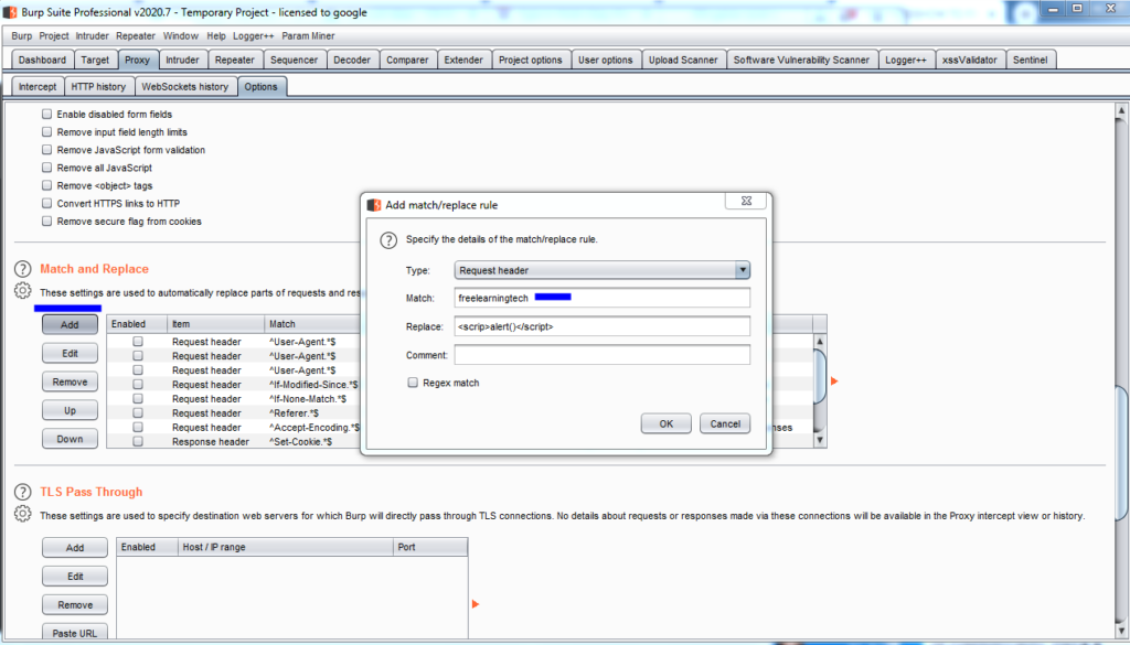 XSS Automated Testing Tool