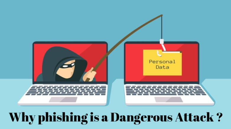 Why phishing is a Dangerous Attack ?