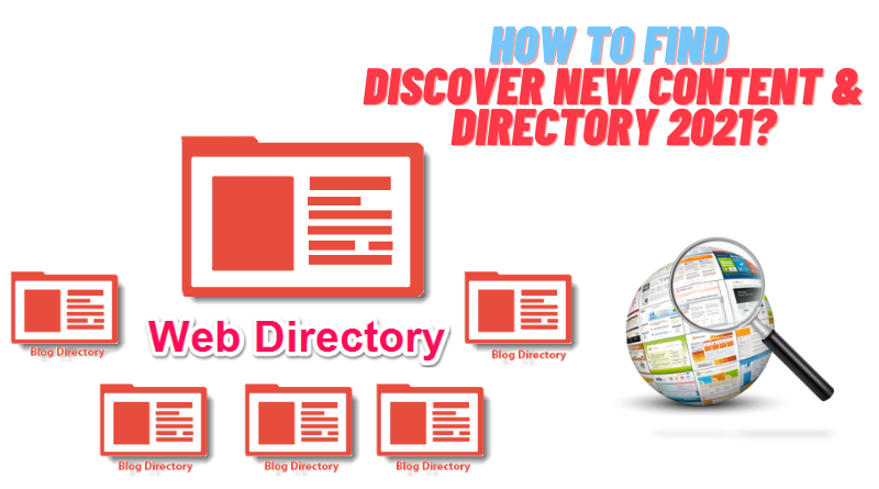 DISCOVER NEW CONTENT & DIRECTORY 2021?